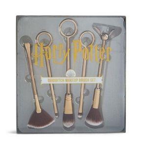 Harry Potter Makeup Brushes 5 Set